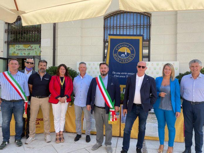 Presentazione Festa dell'uva Monteforte d'Alpone