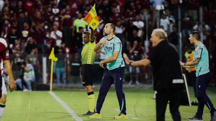 Salernitana-Hellas Verona, Igor Tudor