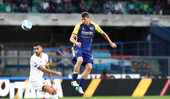 Salernitana-Hellas Verona prepartita Hellas-Roma