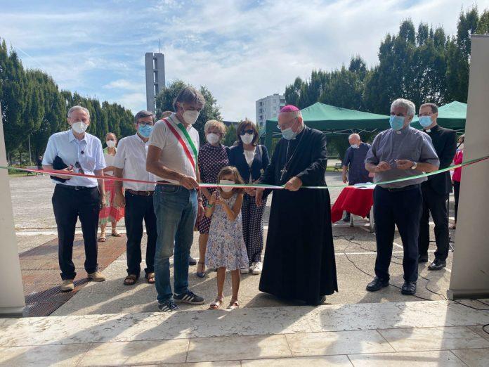 A San Michele Extra inaugurati nuovi spazi per l'Emporio della solidarietà