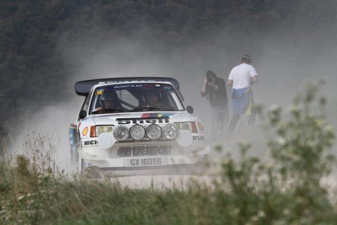 rally club valpantena