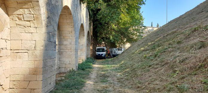 Amia Bastione delle Mura