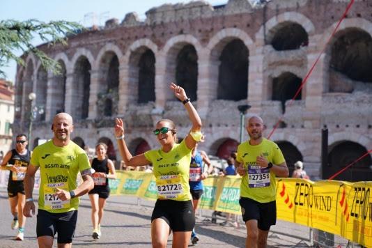 Dermasphere Giulietta&Romeo Half Marathon