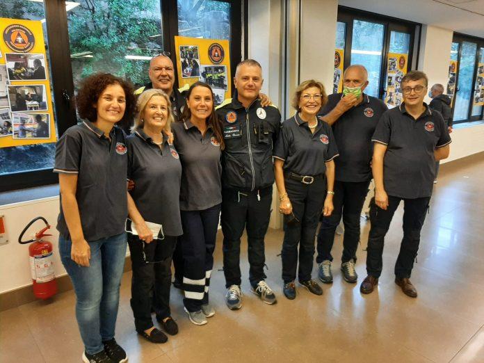 Delegazione farmacisti volontari di Verona