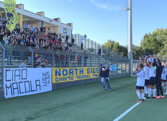 FC Clivense is not wrong even today: it is 2-0 against Soave