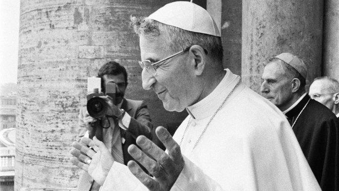 Giovanni Paolo I Papa Albino Luciani